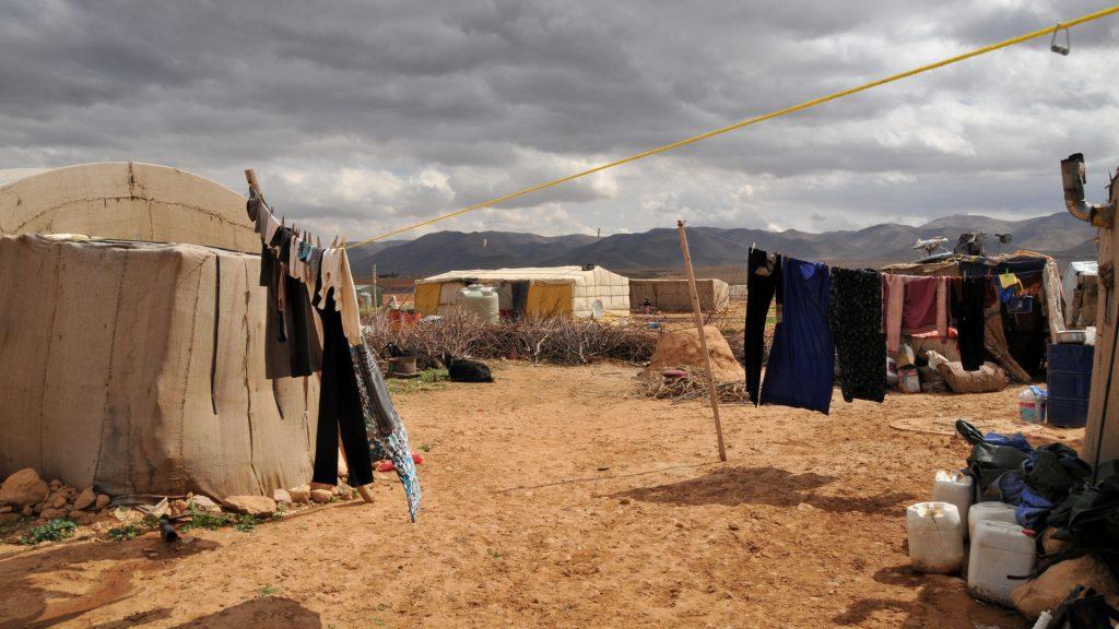 Conflit syrien, aide aux enfants réfugiés