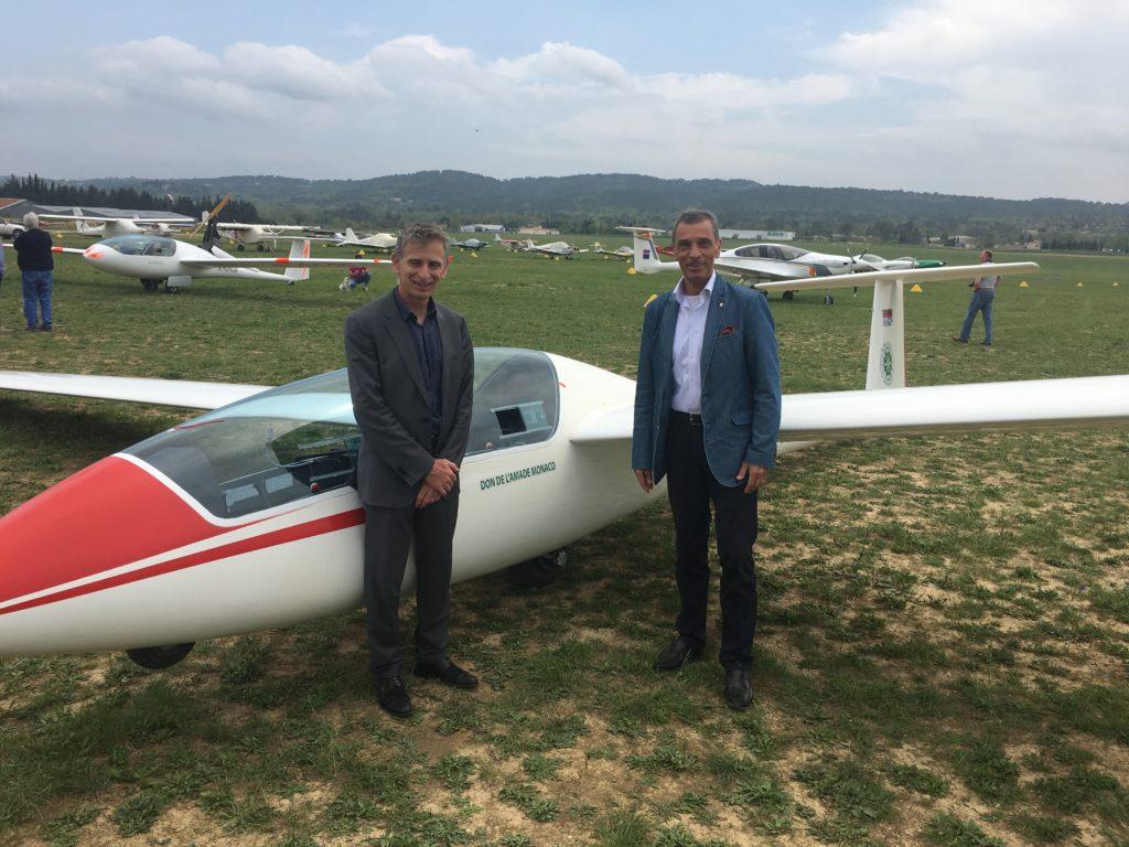 Association Monégasque de vol à voile