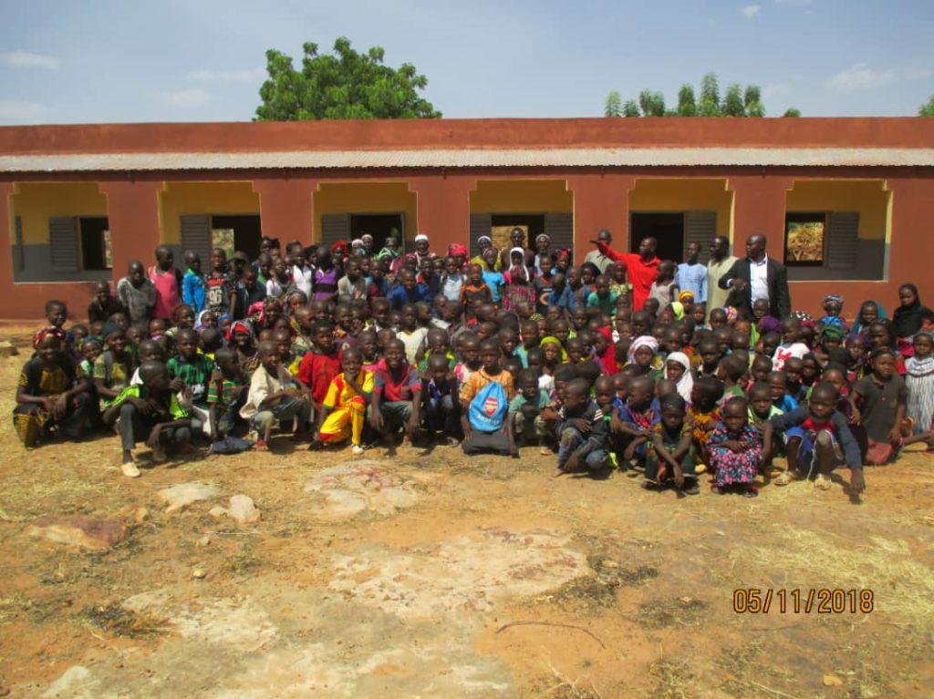 Equipements de l'école de Douentza
